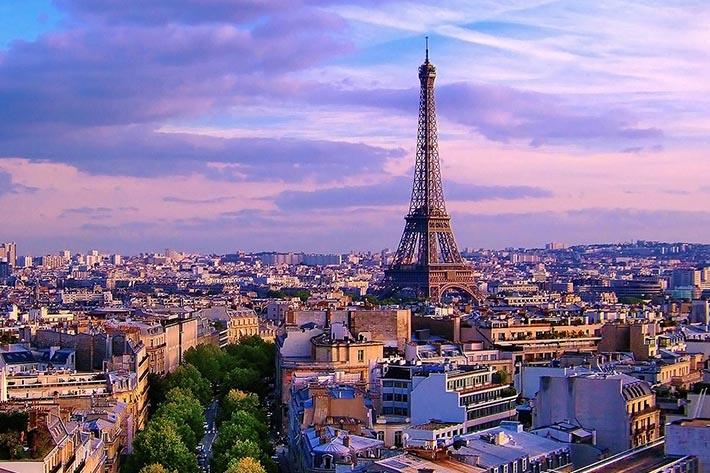 Sous le charme de Paris