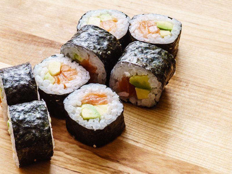 préparer ses sushis