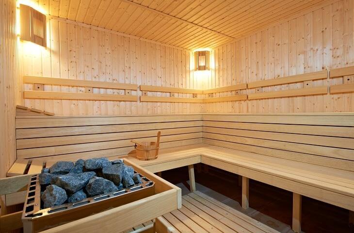 Sauna ou hammam